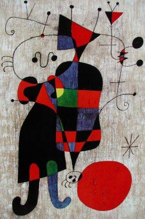 Presentación de Diapositivas ― Joan Miró
