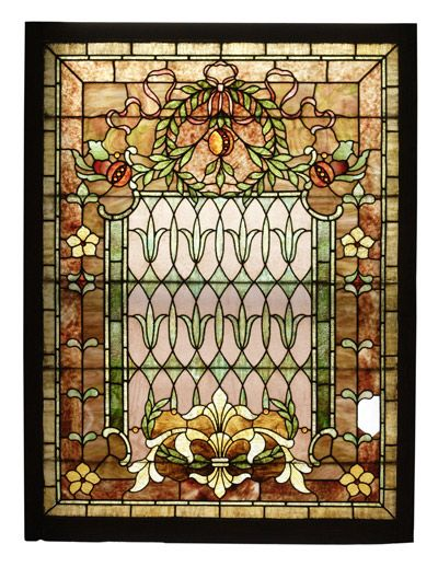 Architectural Artifacts, Inc. | Store | Stained Glass | American Victorian Stained Glass Window