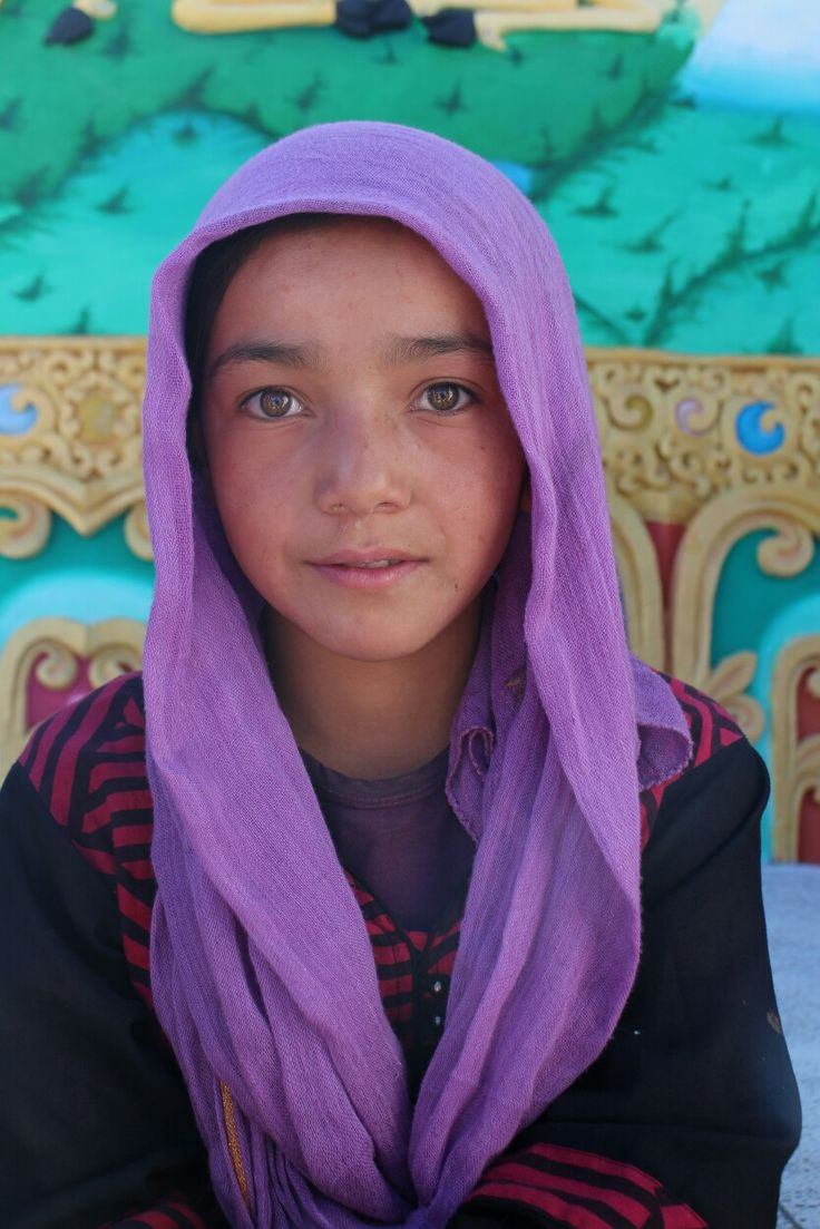 Girl from Leh, Ladakh India
