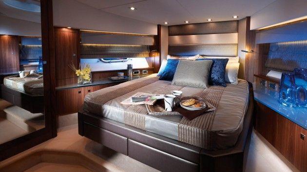 Superyacht Interior Design Numptia Bedroom Interior Luxury Interior Design Luxury Yacht Interior
