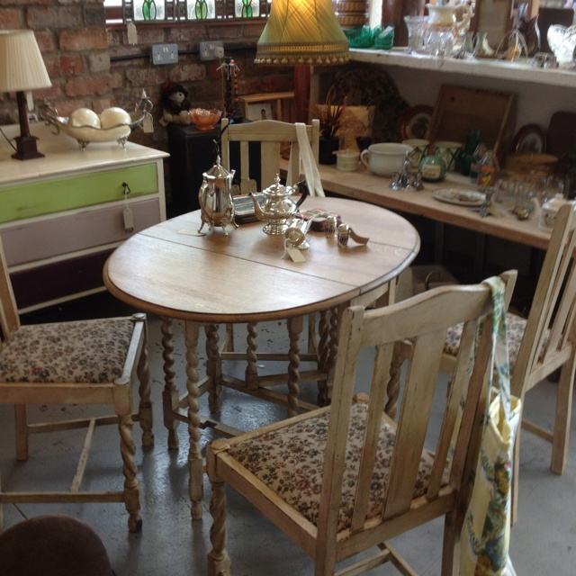Vintage Furniture Curated By OK Estates