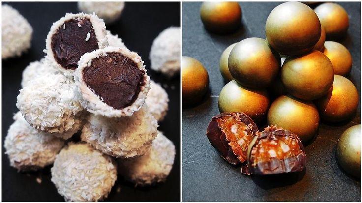 Slik lager du «Hele Norge baker»-Idas smakfulle konfektkuler