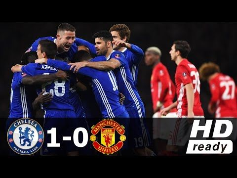 Get CrowdScores for FREE: iOS - http://crwd.sc/MOTDiOS | Android - http://crwd.sc/MOTDAn FA Cup, Season 2016-17. High Definition. By MATCH OF THE DAY.  Chelsea vs Manchester United, Chelsea vs Manchester United 1-0, Chelsea vs Manchester United FA Cup, Chelsea vs Manchester United 2017, Chelsea vs Manchester United all goals, Chelsea vs Manchester United all goals 2017, Chelsea vs Manchester United Highlights, Chelsea vs Manchester United Highlights 2017, Chelsea vs Manchester United…