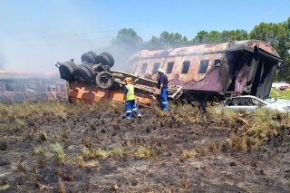 DAILY BREAKING NEWS 14 dead and up to 100 injured in South Africa train crash http://ift.tt/2CGosmr