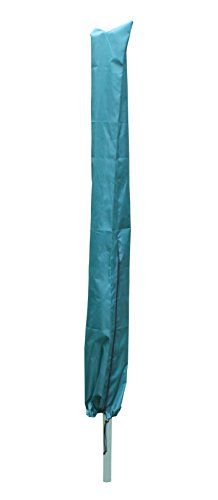 From 4.19 Jvl Polyester Showerproof Universal Fit Zipped Rotary Airer Cover - Green