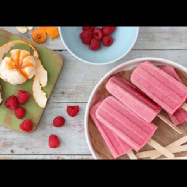 Tropical punch popsicles | Pretty things | Pinterest