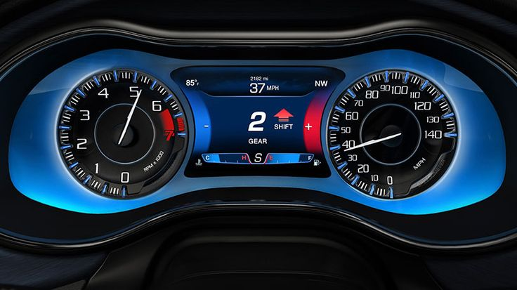 The available 7-inch Driver Information Display (DID) can ...