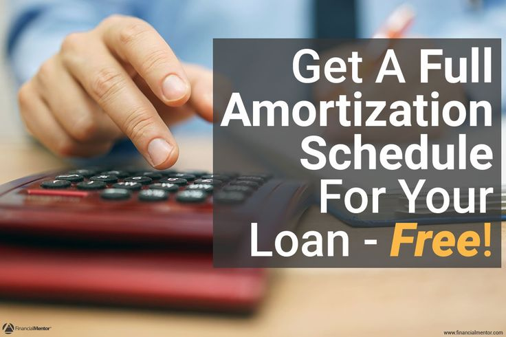 This loan amortization schedule calculator figures your monthly payment and interest into a helpful amortization schedule for printing. Simple and flexible.