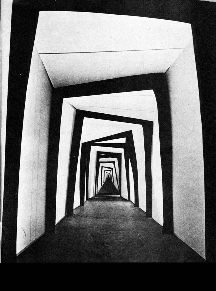 From The Cabinet of Dr. Caligari (1920).
