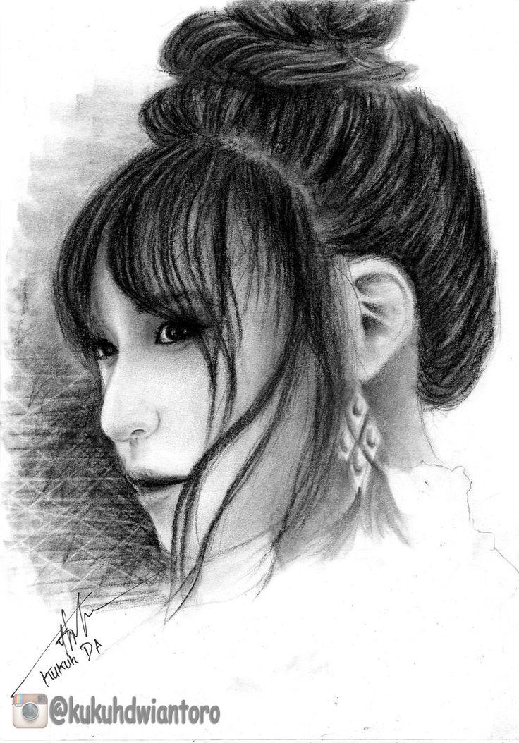 TIFFANY HWANG (GIRLS' GENERATION) by shothel.deviantart.com on @DeviantArt