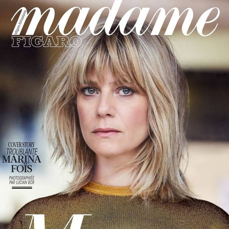 Marina Foïs for Madame Figaro France April 14, 2017