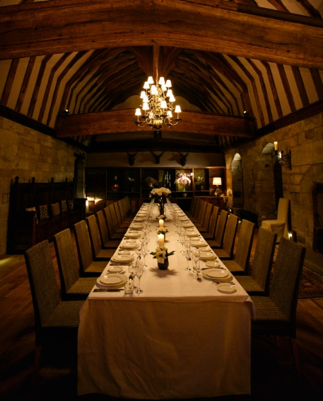 Our Banqueting Hall Has Original Features And Elegant