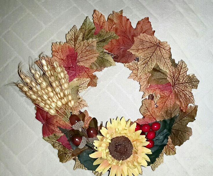 Venček jesenný 4