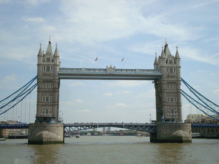 Tower Bridge_Londres