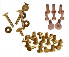 #BrassRivets #CopperRivets    Brass Rivets Solid Brass Rivets Copper Rivets Solid Copper Rivets Aluminium Rivets Solid Aluminium Rivets Stainless Steel Rivets Solid Stainless Steel Rivets Aluminum rivets hollow Rivets in Brass and Copper Electronic parts, OEM/ contract manufacturing inquiry are welcomed.