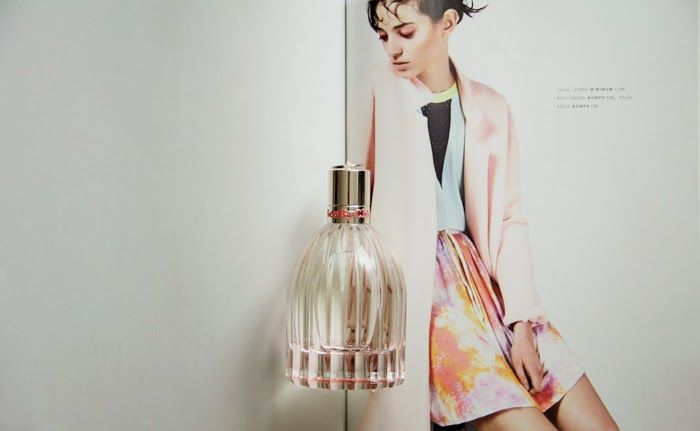 New Fragrance   See By Chloé Eau Fraîche   some moments are golden.