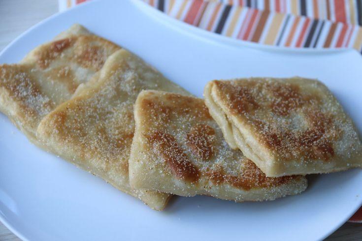 Rghaïf (crêpes marocaines)