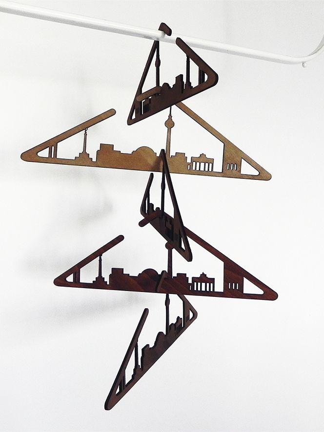 Design-Souvenir BERLINORAMA by www.muskat18.de