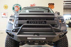 2016 Toyota Tundra CrewMax 4X4 CUSTOM KEVLAR,LIFTED,LEDS,NAV,HTD LTH,JL SYS! in Carrollton, Texas