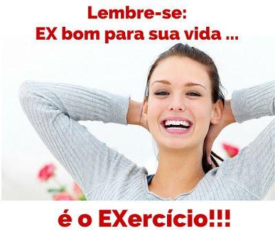 Tais Rímoli - Personal Trainer: Lembre-se !!!!