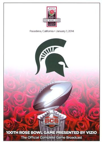 2014 Rose Bowl Game [DVD] [2014]