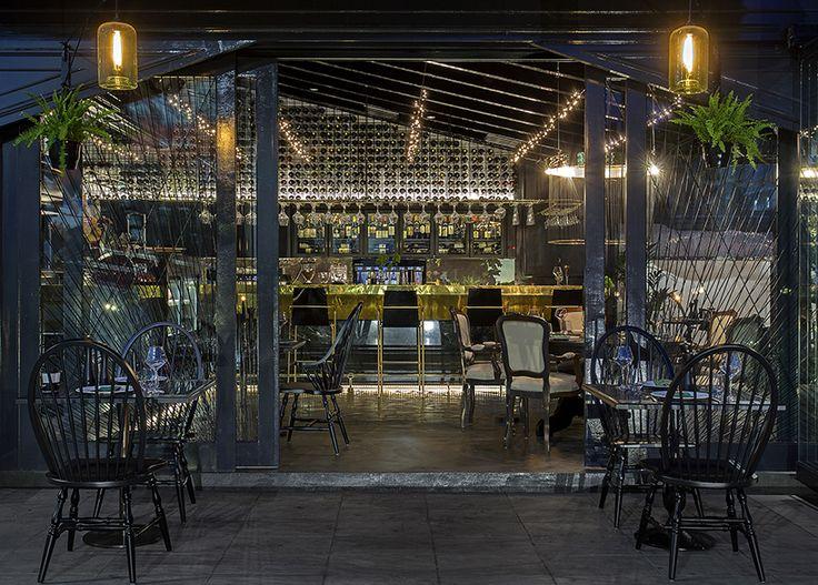 Enoteca Di Salvatore Restaurant By 314 Architecture Studio