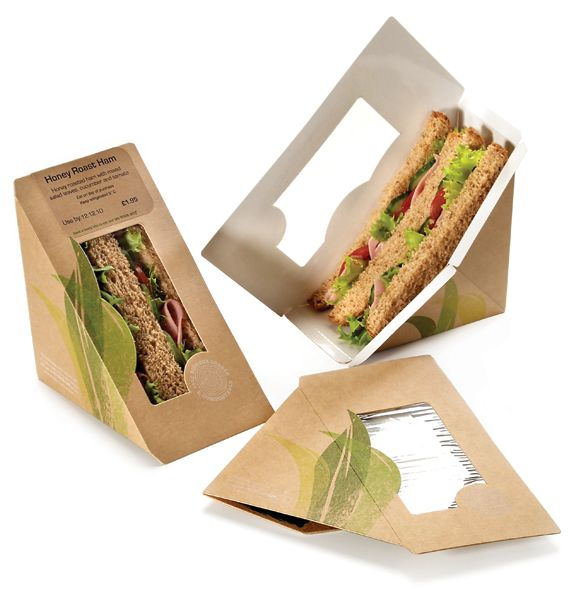 sandwich packaging - Google Search