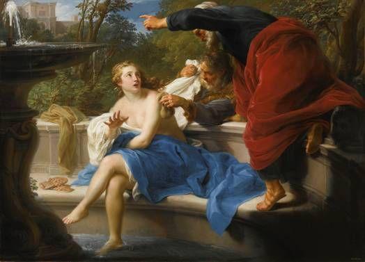 Pompeo Batoni, Zuzanna i starcy