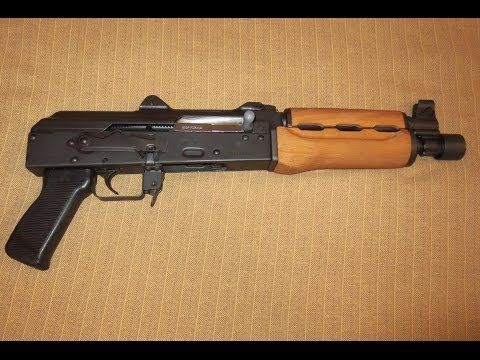 Unboxing: Zastava PAP M92 AK-47 Pistol