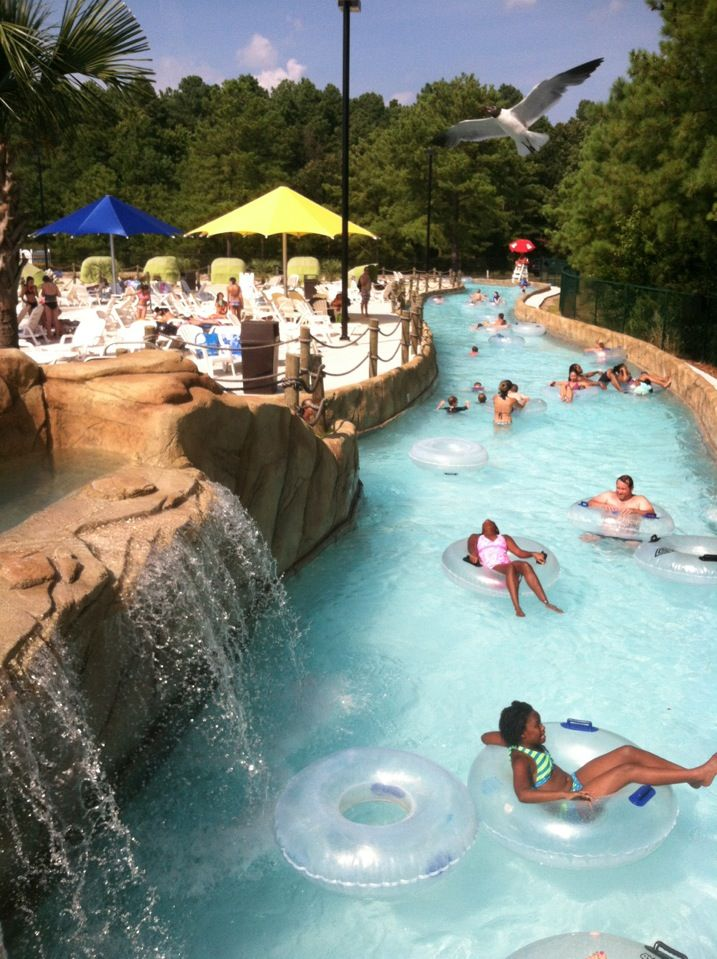 Ocean Breeze Waterpark In Virginia Beach Va 33 Per Person 2018 Pinterest And