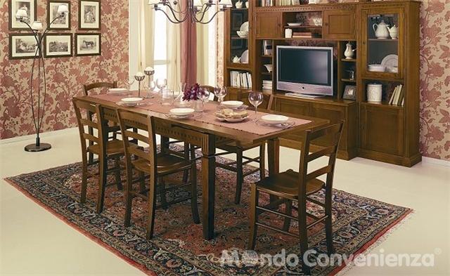 Fulvia tavoli e sedie arte povera mondo convenienza for Mondo convenienza tavolini da salotto arte povera