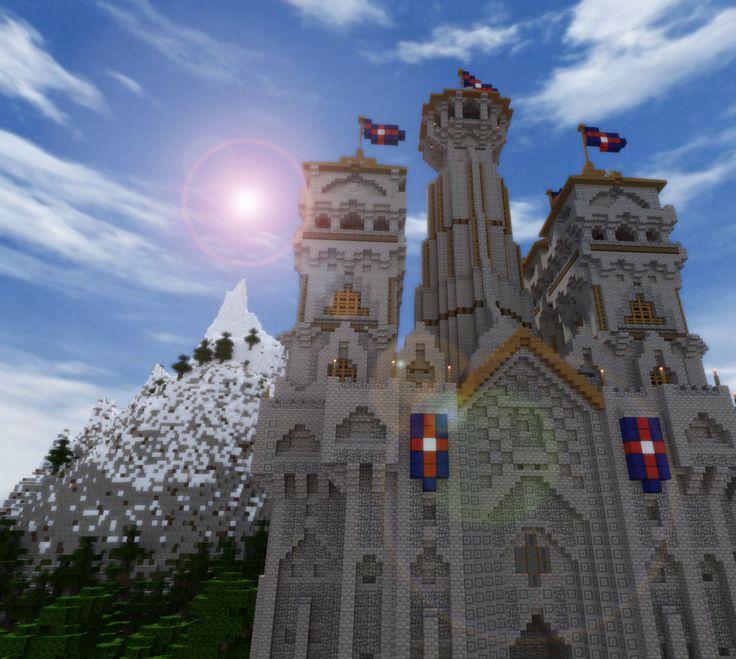 Minecraft Castle of Galekin