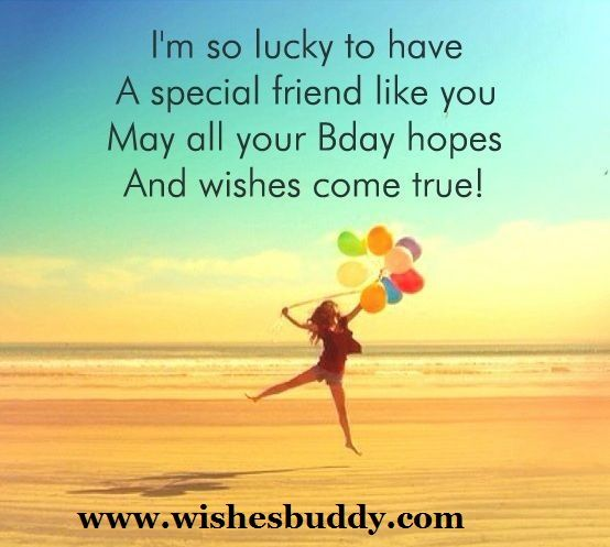 Facebook wishes for friends, best buddy http://www.wishesbuddy.com/happy-birthday-wishes-for-best-friend/