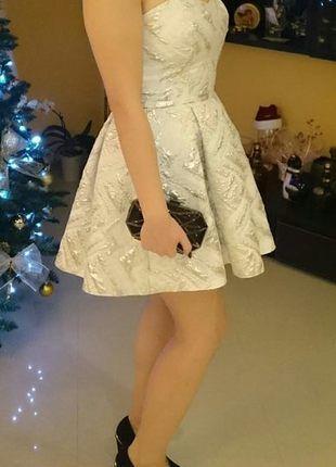Kup mój przedmiot na #vintedpl http://www.vinted.pl/damska-odziez/sukienki-wieczorowe/10109853-sukienka-zlota-nude-18-stka-wesele-studniowka-38