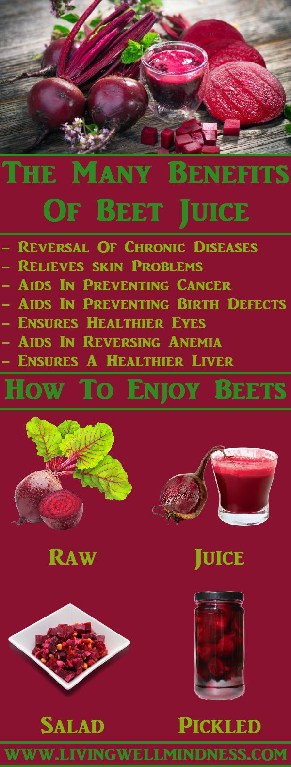 I love beets!