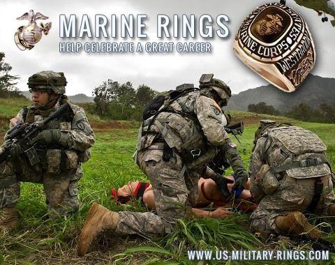 Marine Corps Rings #USMarines