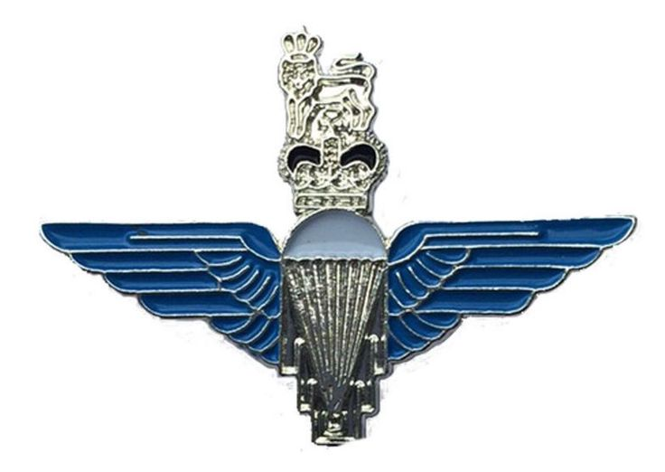 Us Armed Forces Airborne Basic Parachutist Badge Aka Jump – Fondos
