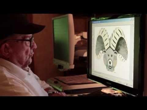 """Hal Lasko, un hombre de 97 años oriundo de Ohio (EEUU), ha alcanzado fama recientemente por sus asombrosas obras de arte, las que crea con la versión del software de dibujo de Windows 95, PAINT. Su trabajo ha sido tan motivador para algunos que incluso llevó a los directores Josh Bogdan y Ryan Lasko a dedicarle un documental, titulado """"The Pixel Painter"""" (El Pintor de Píxeles)"""