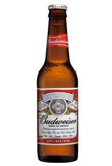 Budweiser Premium King of Beers 330ML Bottle