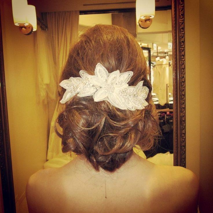 トリートドレッシング小物&ヘアスタイル の画像 nico◡̈*blog 手作り結婚式
