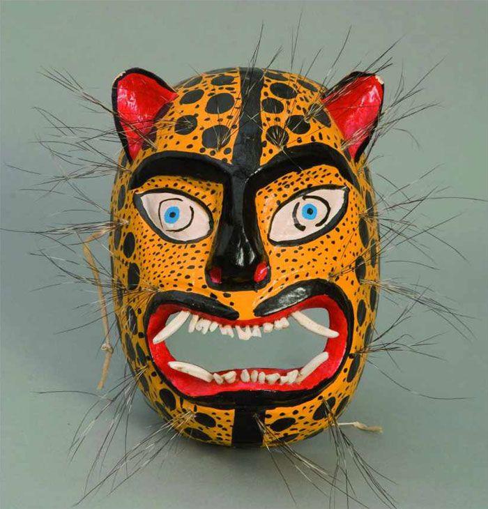 tigre mask mexico masker pinterest masking mexican