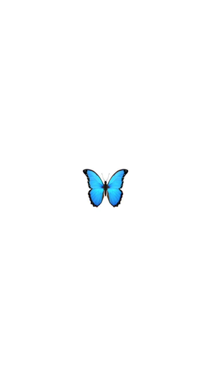 Butterfly effect🥶 | Butterfly wallpaper iphone, Emoji ...