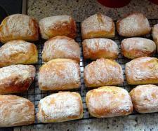 Rezept Baguette magique von Kukae - Rezept der Kategorie Brot & Brötchen