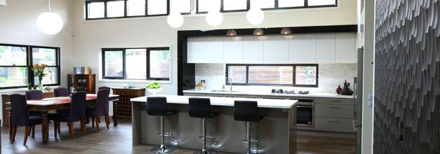Smarter Kitchens won a HIA award for this kitchen. Read more here. http://www.smarterkitchensmelbourne.com.au/award-winning-kitchen-design/