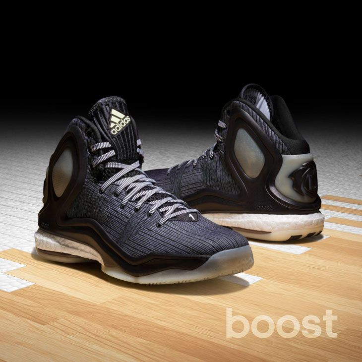 "adidas D Rose 5 Boost ""Bad Dreams"" (Additional Images)"