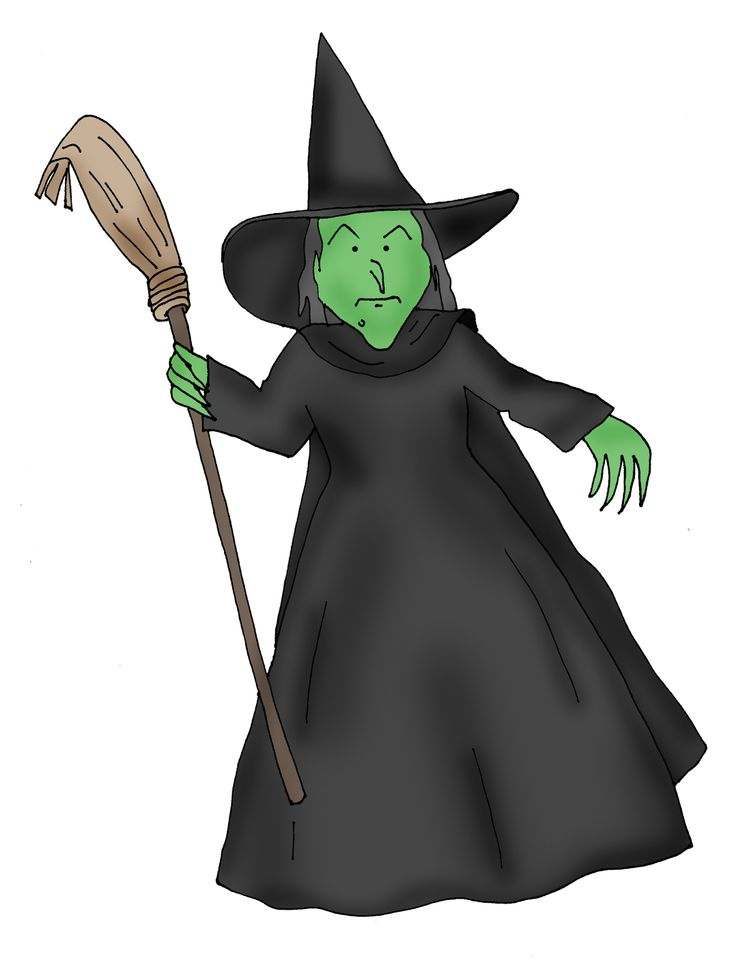 47 best images about CLIPART - OZ on Pinterest | Emerald ... |Elphaba Clipart