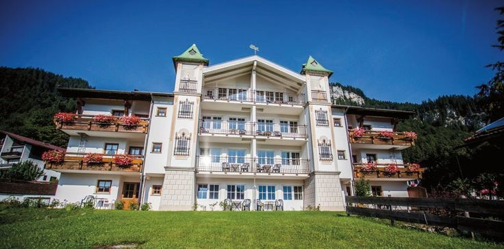 Deutschland Oberstdorf Alpenhotel Oberstdorf Außenansicht