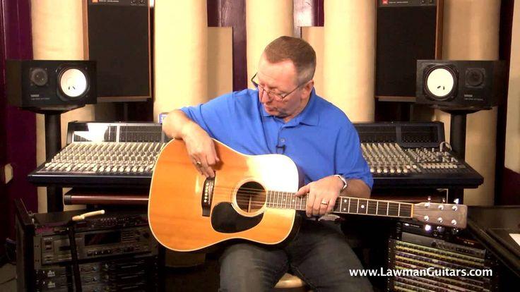 Acoustic Guitar For Sale - 1976 Martin D35 Acoustic Lawman Guitars...give us a call (515) 864-6136
