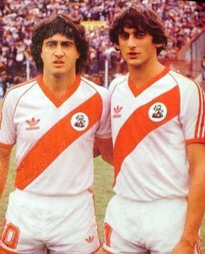 Norberto Alonso & Enzo Francescoli