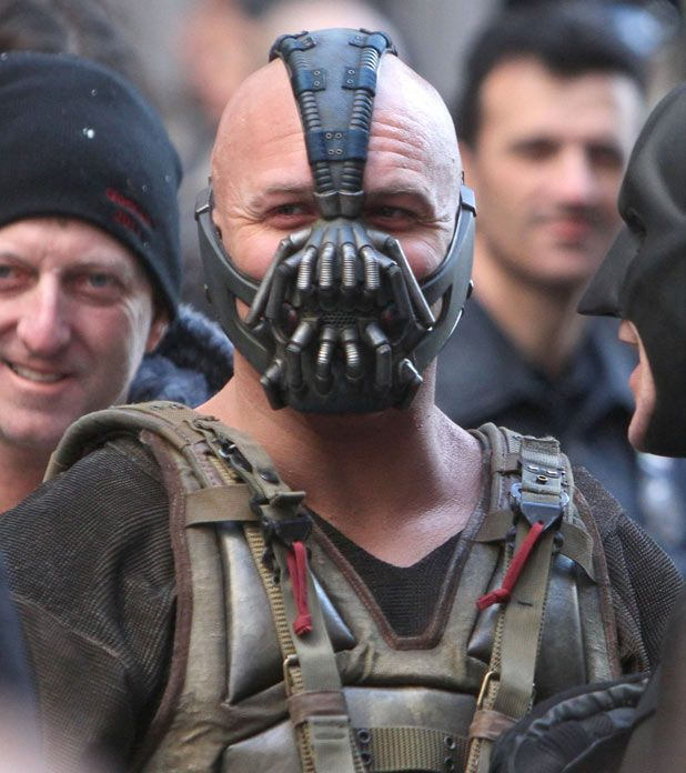 82 Best Images About Bane... The Dark Knight Rises On